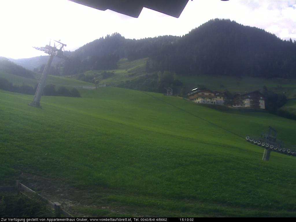 Webcam Grossarl Hochbrandbahn